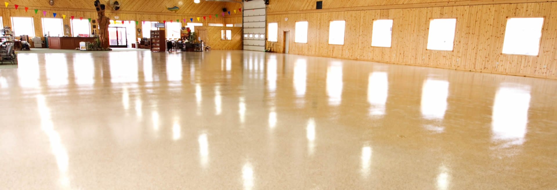 Commercial Floor Coatings Dallas Fort Worth